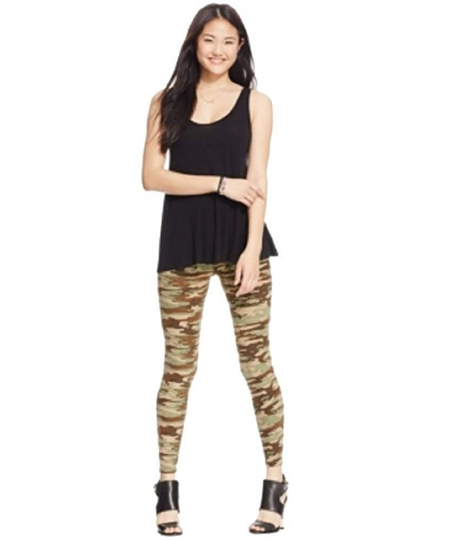 Ultra Flirt Juniors Printed Leggings