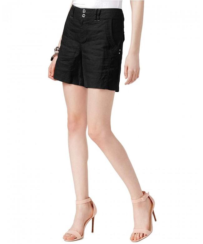 INC International Concepts Curvy Fit Shorts