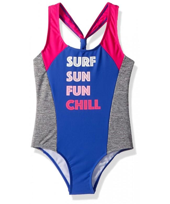 Big Chill Girls Swimsuit Prints