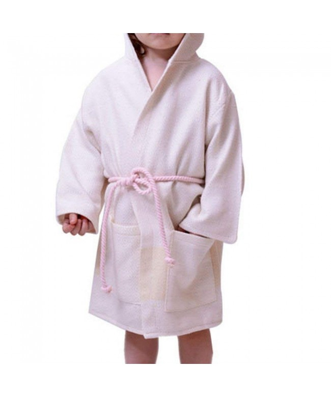 Peshtemal Bathrobe Hand loomed Azure Collection