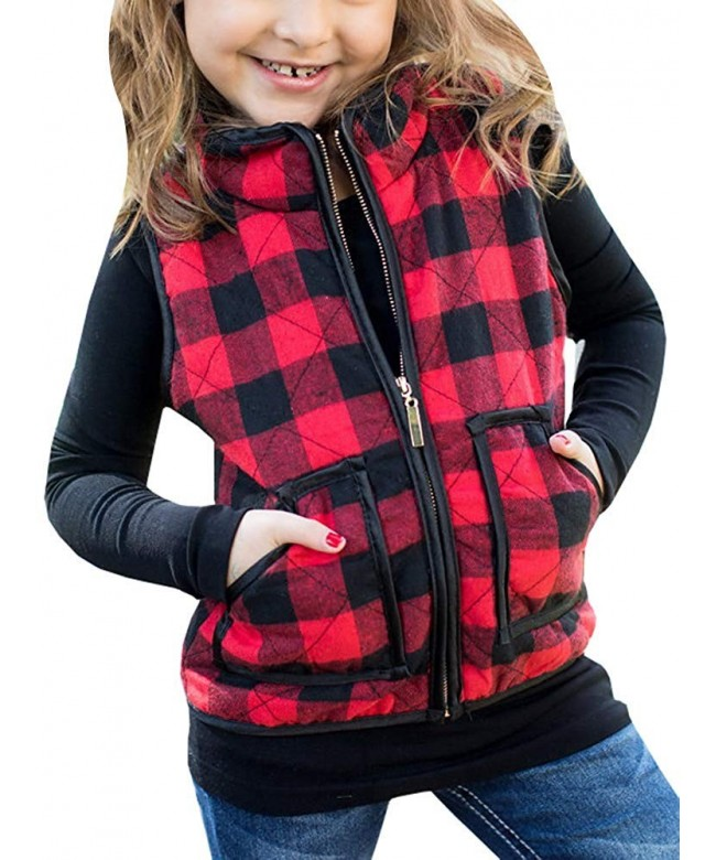 Buffalo Puffer Quilted Jackets Clothes