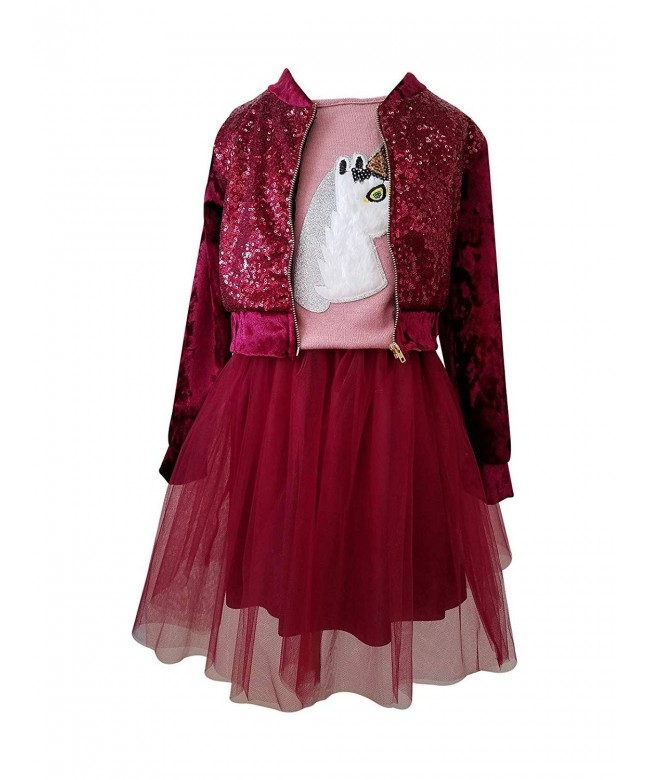 Pieces Combo Sequin Jacket Tulle