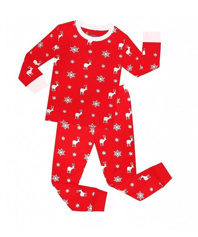 TinaLuLing Merry Christmas Pajamas Pyjamas