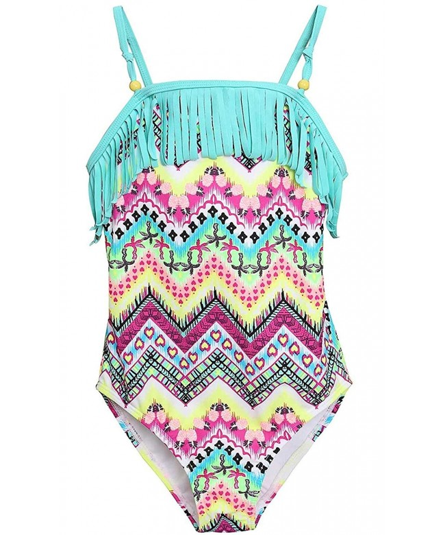 belamo Girlss Swimsuits Bathing Swimwear