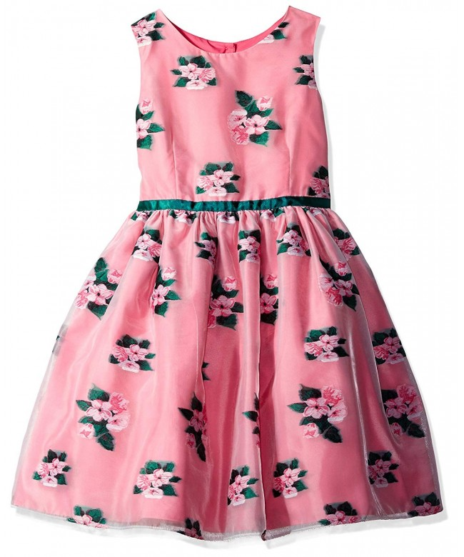 PIPPA JULIE Girls Printed Party