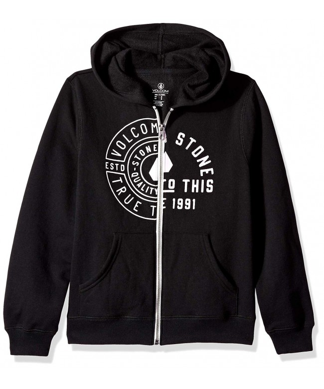 Volcom Little Zippety Hooded Sweatshirt