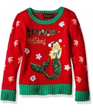 Blizzard Bay Christmas Mermaid Sweater