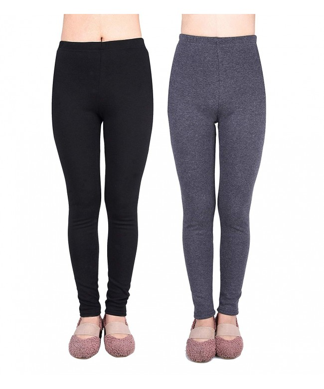 IRELIA Cotton Fleece Leggings Winter