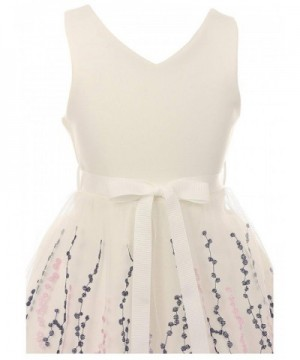 Discount Girls' Special Occasion Dresses Online