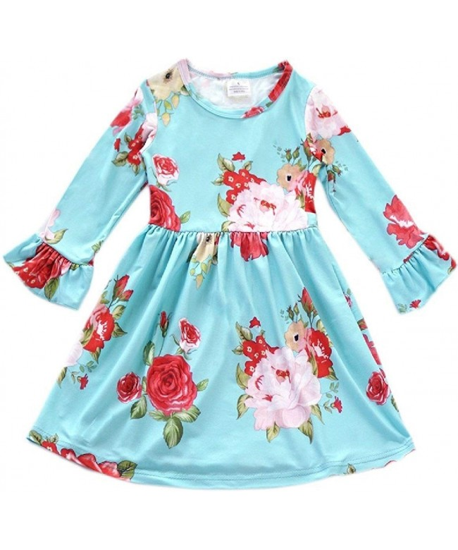 BluNight Collection Little Beautiful Floral