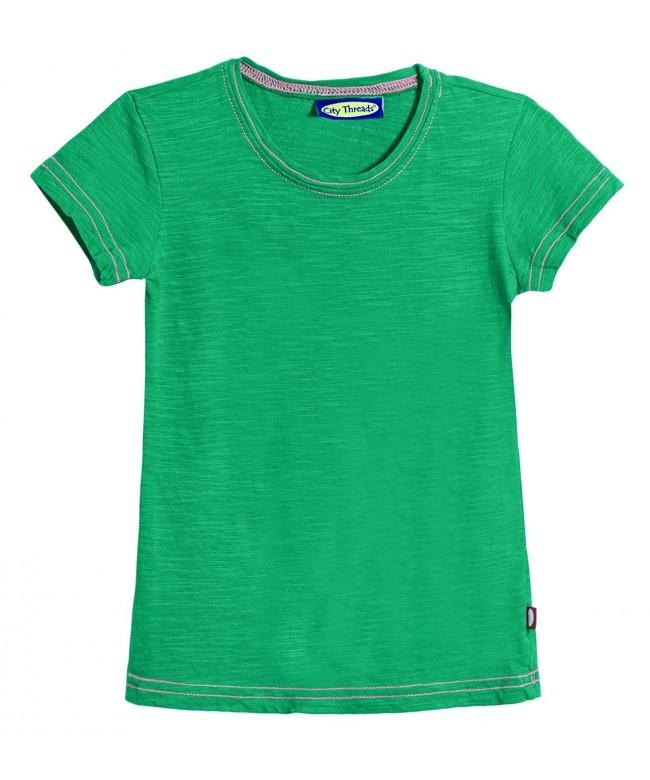 City Threads Cotton Sleeve Tshirt