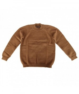 Alpaca Basics Boys Handmade Sweater