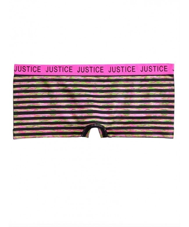 Justice space dye seamless shortie