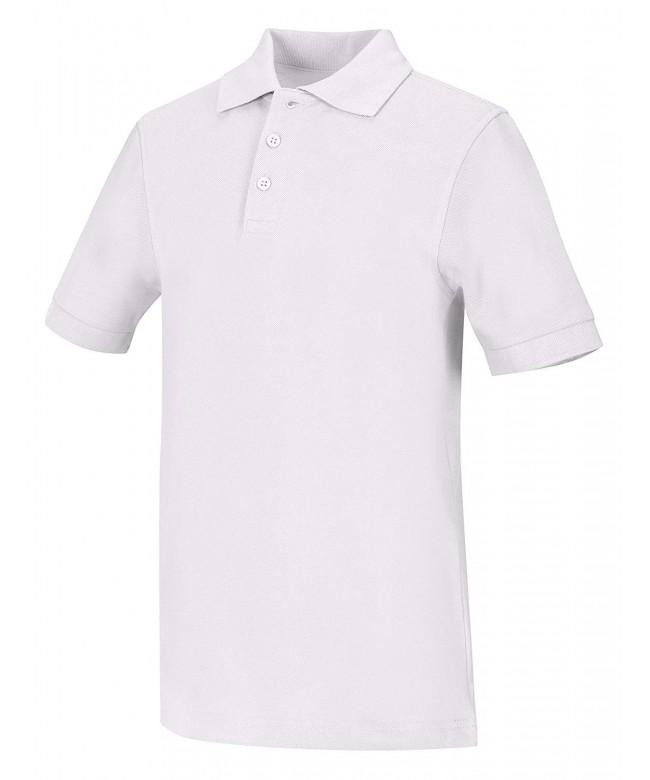 Classroom Uniform Pique Short Sleeve
