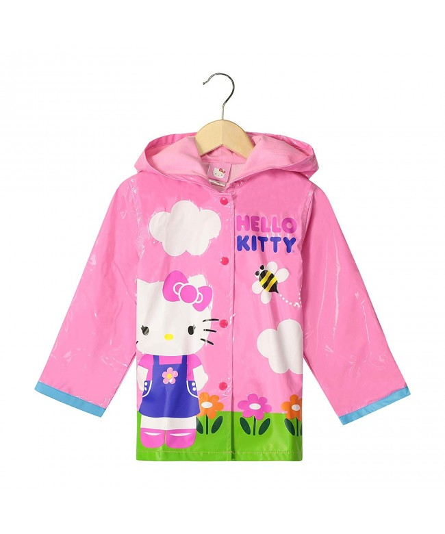 Sanrio Little Waterproof Outwear Hooded