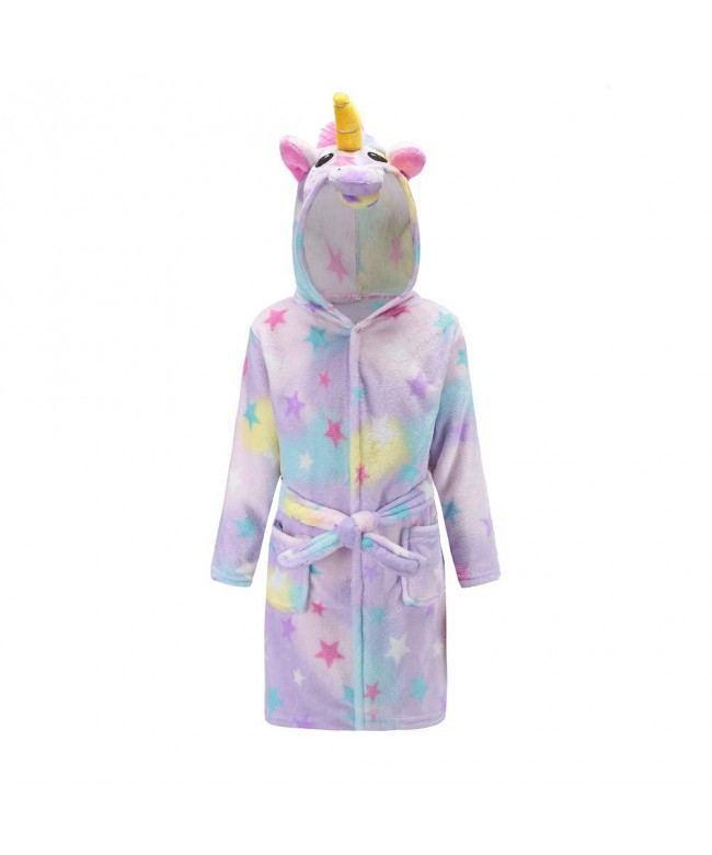 Unicorn Pajamas Sleeping Nightgown Loungewear