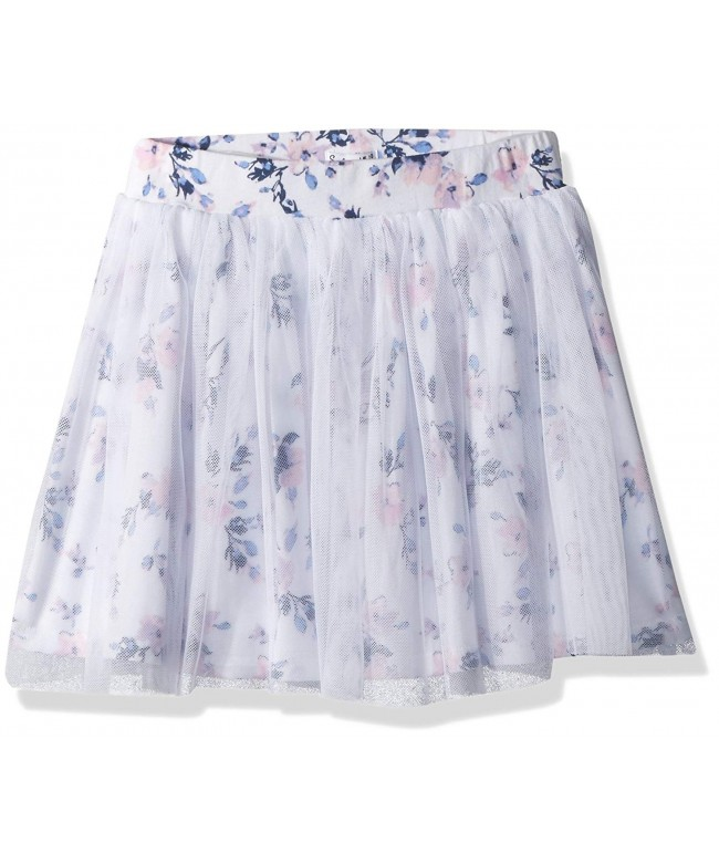 Splendid Girls Floral Print Skirt