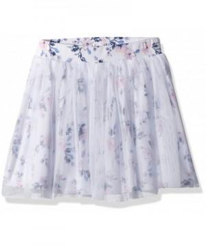 Splendid Girls Floral Print Skirt