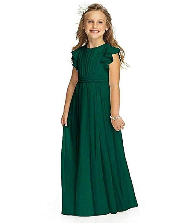 Castle Fairy Chiffon Communion Bridesmaid