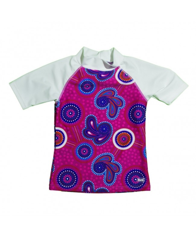 Baby Banz Girls Rash Guard