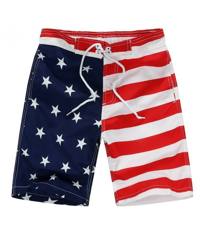 Kute Koo American Patriotic Bathing