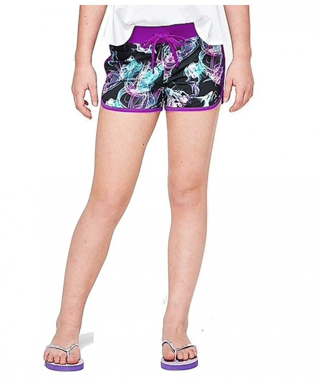 Justice Dolphin Shorts Bright Berry