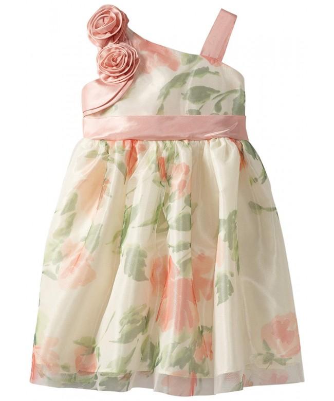 Jayne Copeland Little Girls Floral