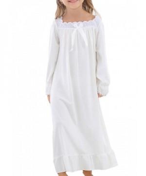 PUFSUNJJ Lovely Princess Nightgown Sleepwear