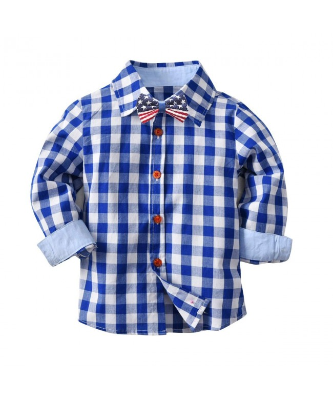Cneokry Sleeve Plaid Button Pocket