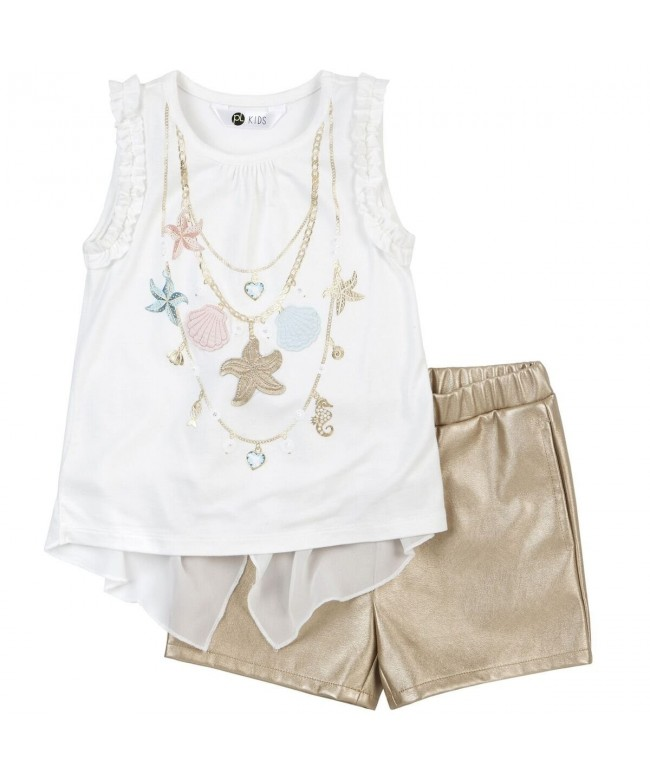 Petit Lem Little Princess Shorts