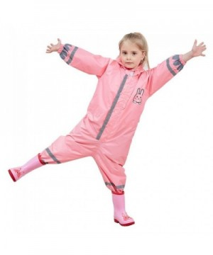 Spring Fever Toddler Coverall Reflective