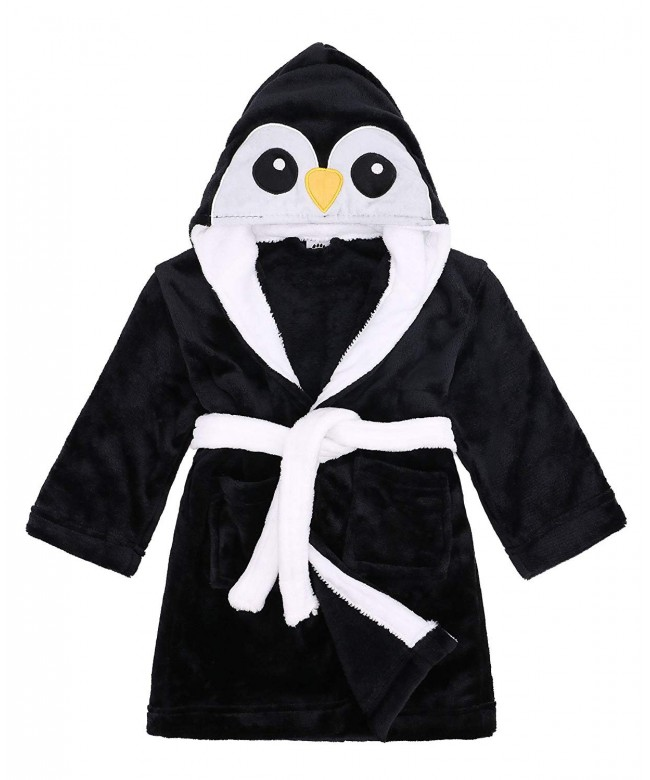 Verabella Ultra Plush Hooded Sleepwear Bathrobe