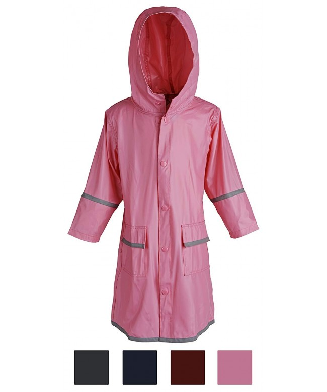 WearWide Kids Rain Jacket Waterproof