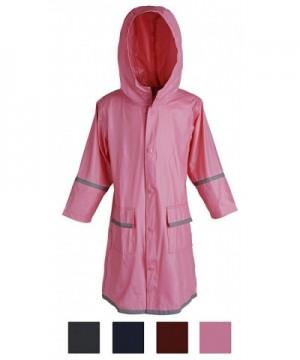 WearWide Kids Rain Jacket Waterproof
