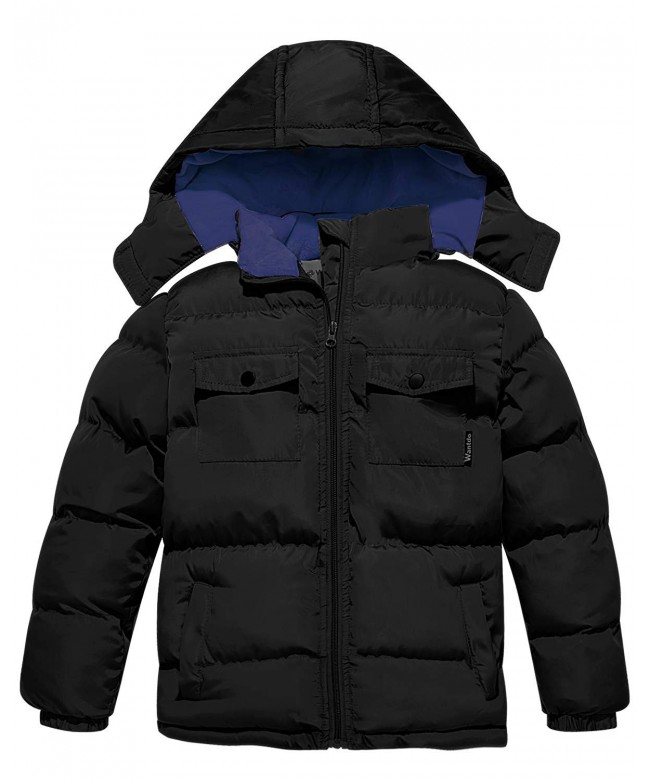 Wantdo Quilted Padded Winter Removable
