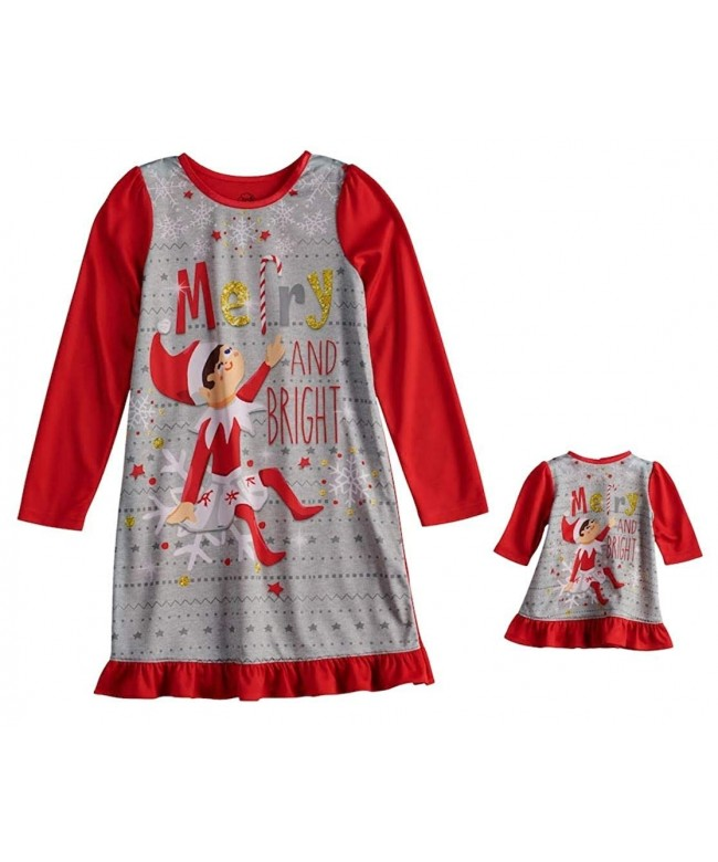 Shelf Scout Merry Bright Nightgown