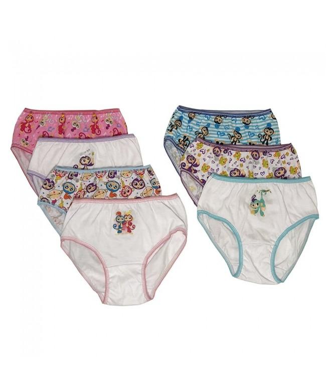 Handcraft Girls 7 Pack Underwear Panty