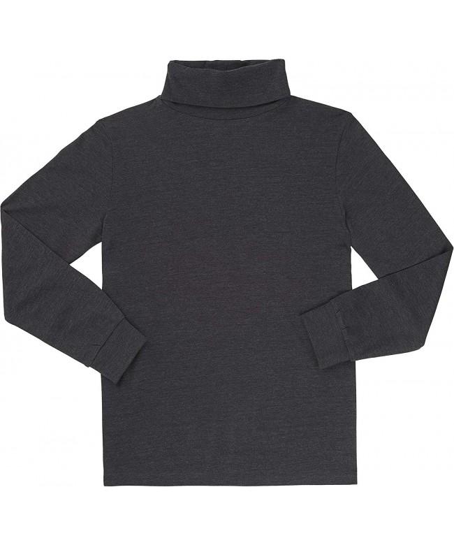 French Toast Uniform Turtleneck T Shirt