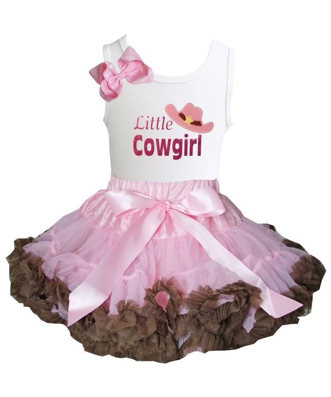 Kirei Sui Pettiskirt Little Cowgirl