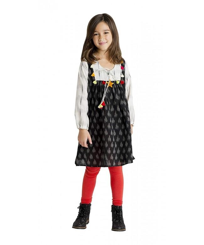 Masala Kids Girls Tunic Dress