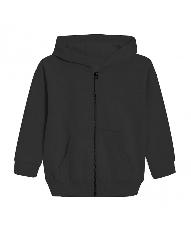 Khanomak Pocket Zip Up Hoodies Sweater