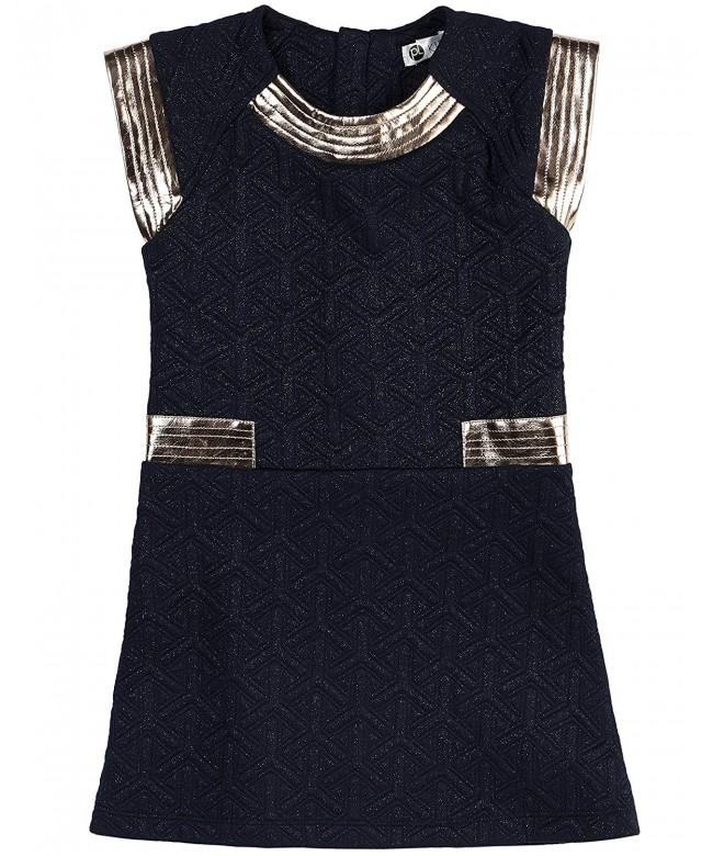Petit Lem Girls Little Dress