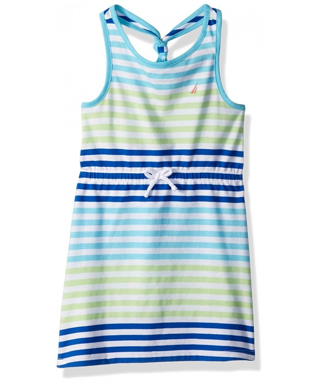 Nautica Girls Stripe Knit Dress
