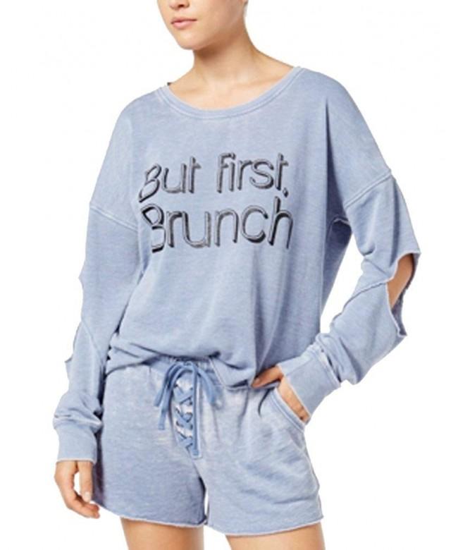 Material Girl Juniors Graphic Sweatshirt