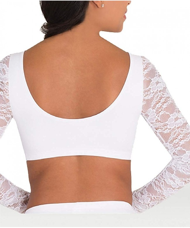 Body Wrappers Girls Sleeve LC1022