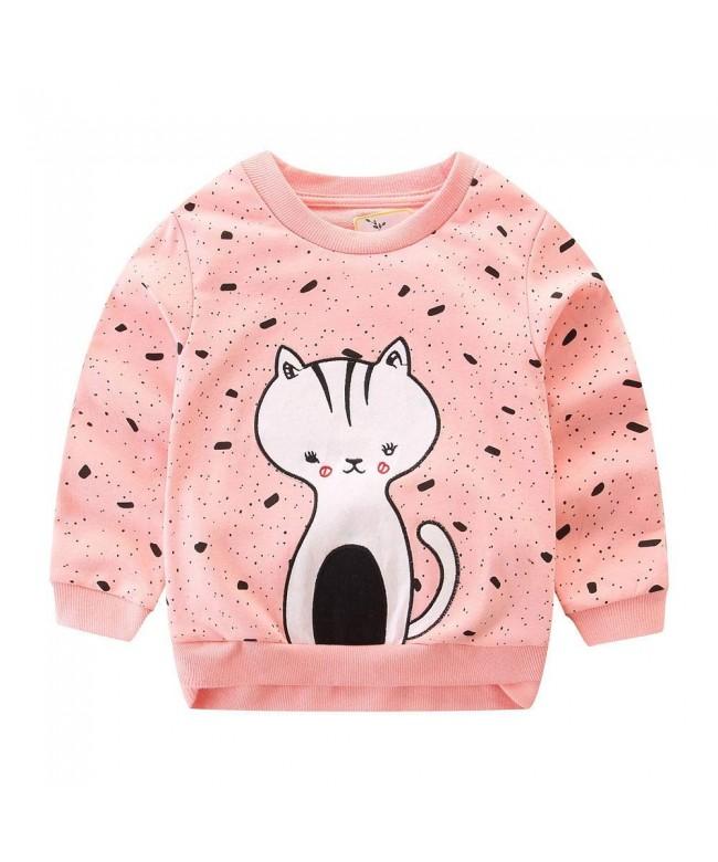 Hongshilian Unisex Cartoon Cotton Sweater