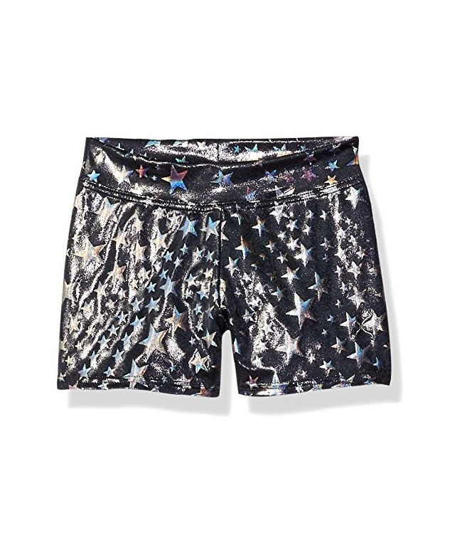 Capezio Girls Side Horse Short