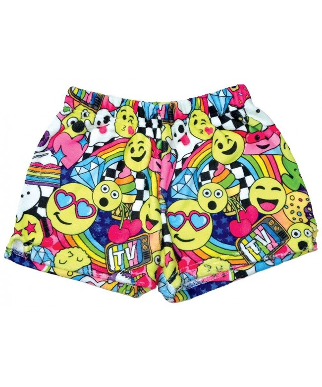 iscream Girls Silky Fleece Shorts