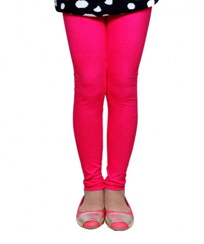 Indistar Girls Super Cotton Legging_5 6