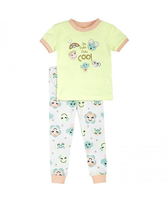 Petit Lem Little Girls Pajama